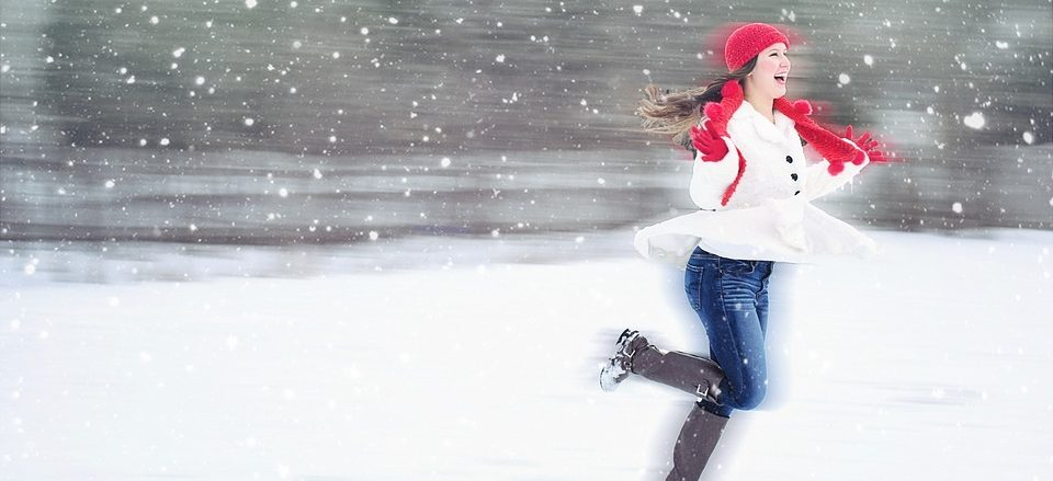 Keep happy in the winter.
